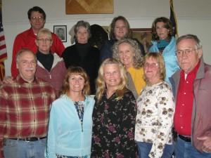 TTPA Board 2009-2010